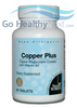 Trace Elements Inc. Copper Plus (90) at GoHealthyNext