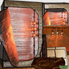 Portable Sauna Bundle - Sauna Fix Lamp, bamboo mats, radiant tents and travel bags.