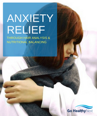 Anxiety Relief through Hair Analysis and Nutritional Balancing