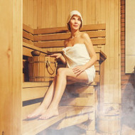 A Relaxing Sauna Visit: The Third Pillar of Health?