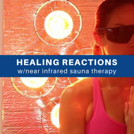 Healing Reactions with Sauna Therapy