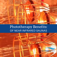 Phototherapy Benefits of Near Infrared Saunas