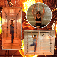 The Newest, Hottest and Healthiest Sauna