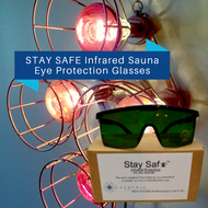 Stay Safe Infrared Protection Glasses