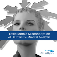 Hair Analysis Test: Toxic Metals Misconception