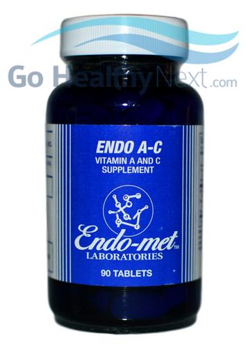 Endo-met Endo A-C (90 Tablets) at Go Healthy Next