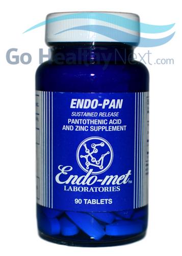 Endo-met Endo-Pan (90 Tablets) at Go Healthy Next