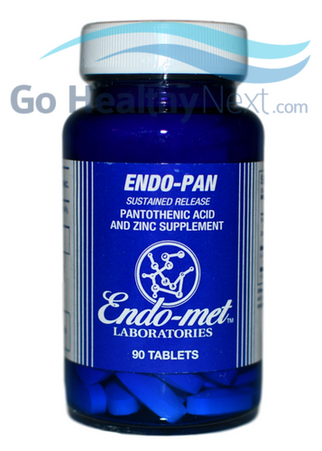 Endo-met Endo-Pan (90 Tablets) at Go Healthy Next