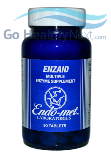 Endo-met Enzaid (90 Tablets) at Go Healthy Next