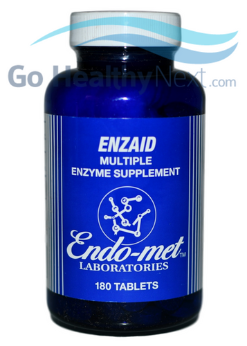 Endo-met Enzaid (180 Tablets) at Go Healthy Next