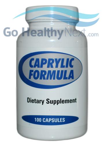 Endo-met Caprylic Formula (100 Capsules) at GoHealthyNext
