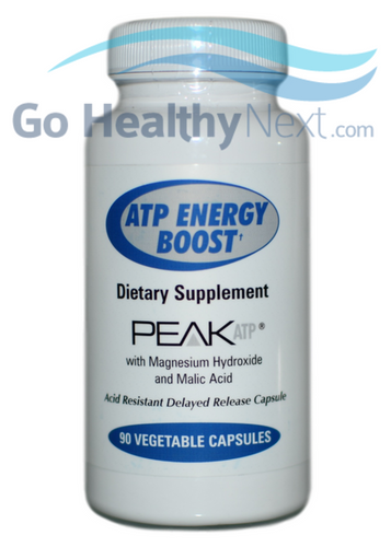 Endo-met ATP Energy Boost Capsules (90) at GoHealthyNext