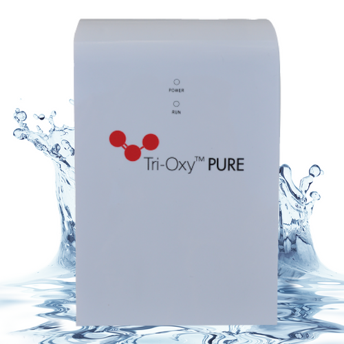The Tri-Oxy® PURE Ozone System: On Demand Ozone for Semi-Commercial, Medical and Residential Use at Go Healthy Next