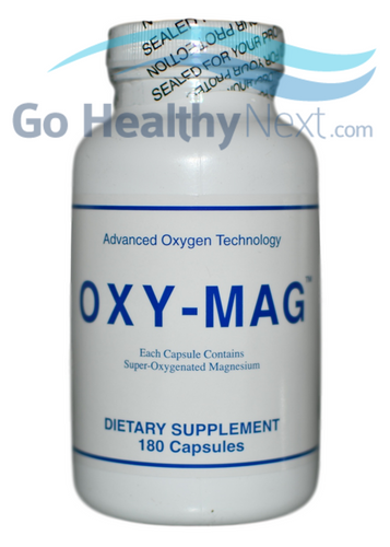 Natural Health Resources Oxy-Mag (180) at GoHealthyNext
