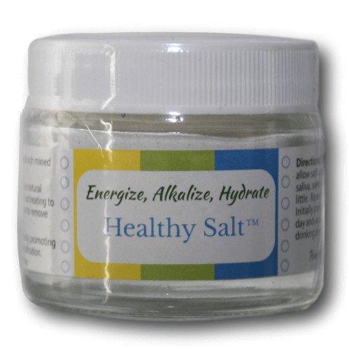 Healthy Salt from Creatrix Solutions at Go Healthy Next