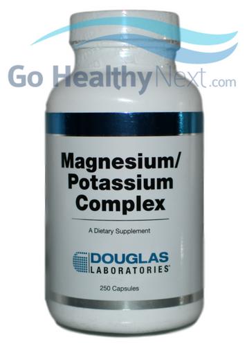 Douglas Labs Magnesium Potassium Complex at GoHealthyNext
