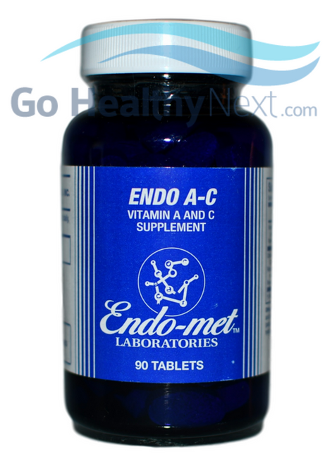 Endo-met Endo A-C (90 Tablets) at Go Healthy Next
