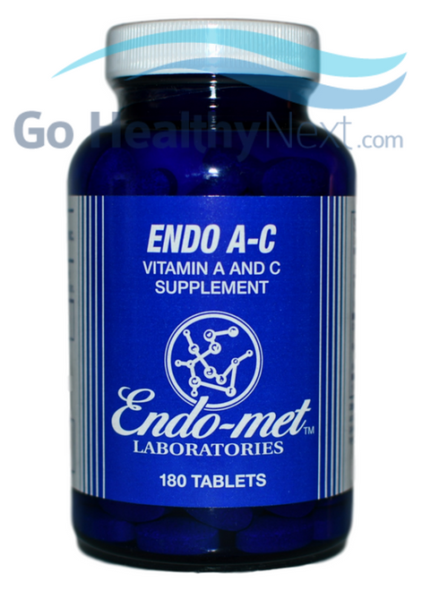 Endo-met Endo A-C (180 Tablets) at Go Healthy Next
