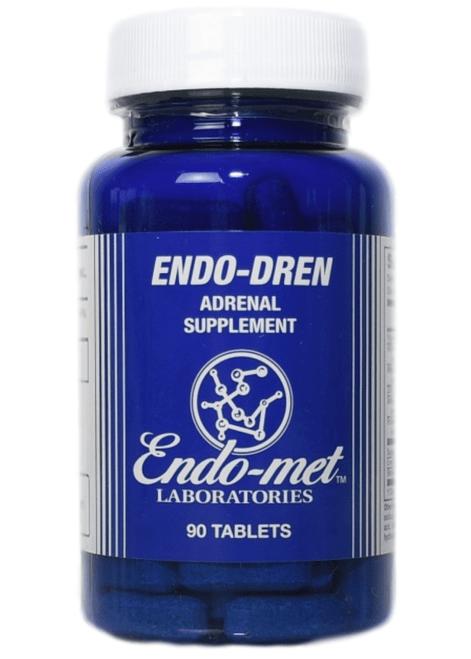 Endo-met Endo-Dren (90 Tablets) at Go Healthy Next