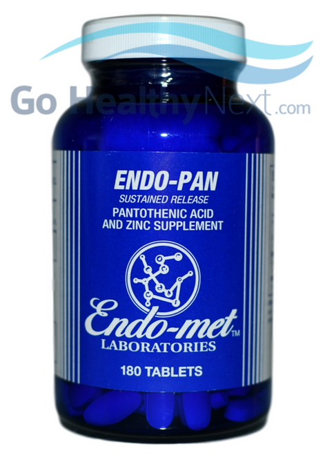 Endo-met Endo-Pan (180 Tablets) at Go Healthy Next
