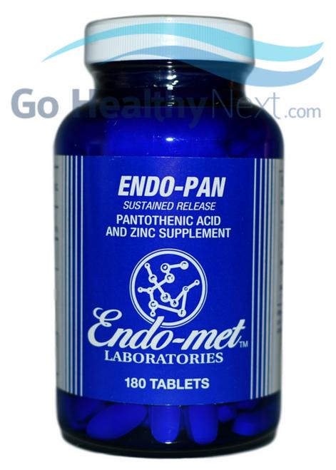 Endo-met Endo-Pan (180 Tablets) at Go Healthy Next