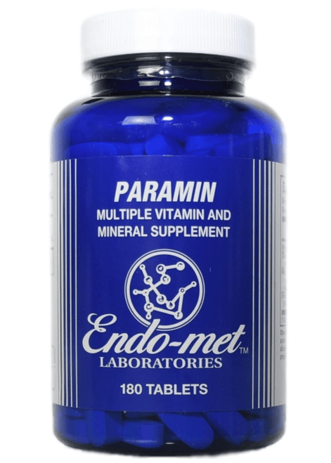 Endo-met Paramin (180 Tablets) at Go Healthy Next