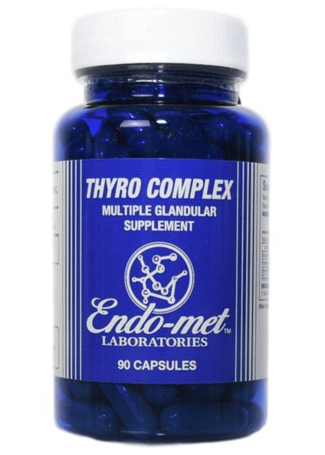 Endo-met Thyro Complex (90 Capsules) at Go Healthy Next