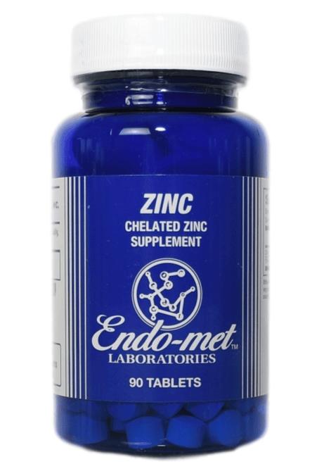 Endo-met Zinc (90 Tablets) at Go Healthy Next