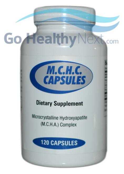 Progressive Labs MCHC Capsules (120) at Go Healthy Next
