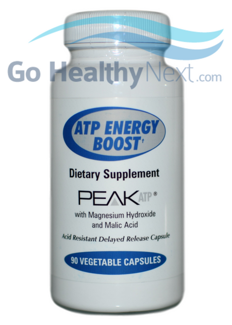 Progressive Labs ATP Energy Boost Capsules (90) at GoHealthyNext