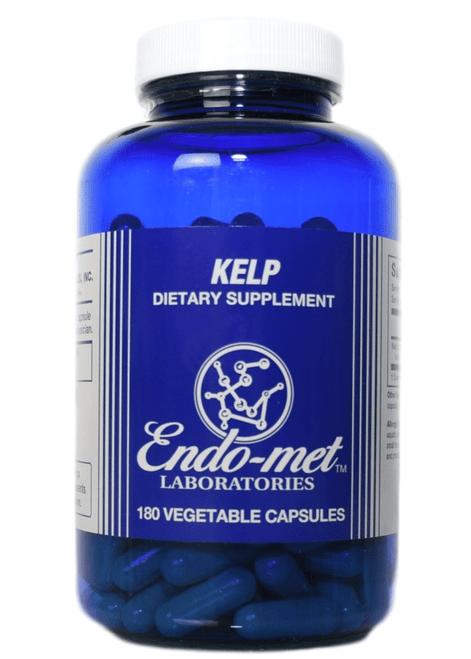 Endo-met Kelp (180 Vegetable Capsules) at Go Healthy Next