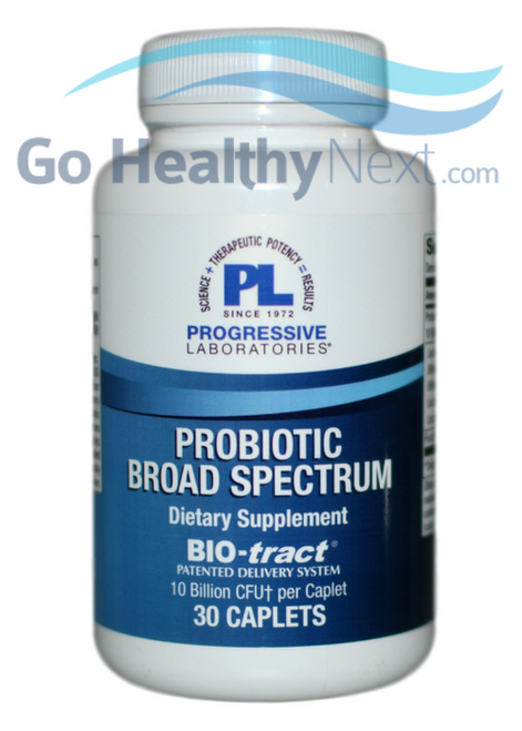 Progressive Labs Probiotic Broad Spectrum (30) at GoHealthyNext