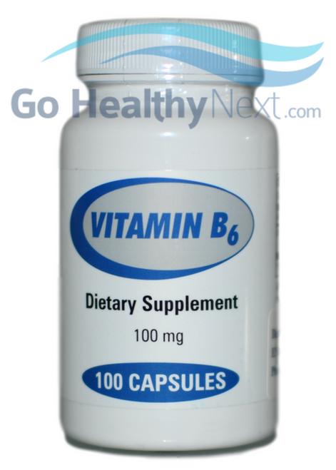 Endo-met Vitamin B6 (100) at GoHealthyNext