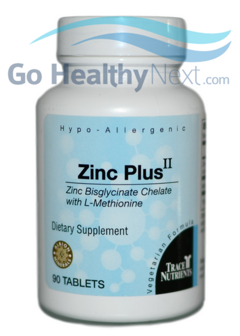 Trace Elements Inc. Zinc Plus II (90) at GoHealthyNext
