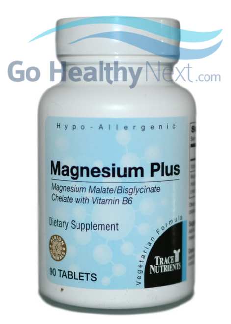 Trace Elements Inc. Magnesium Plus (90) at GoHealthyNext