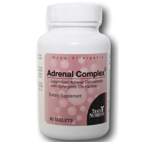 Trace Elements Inc. Adrenal Complex II (90) at Go Healthy Next