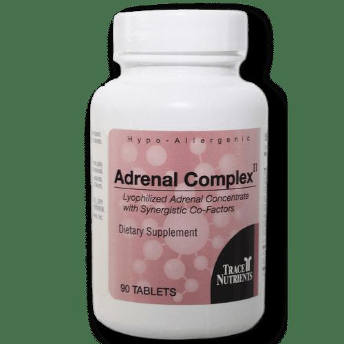 Trace Elements Inc. Adrenal Complex II (90) at Go Healthy Next