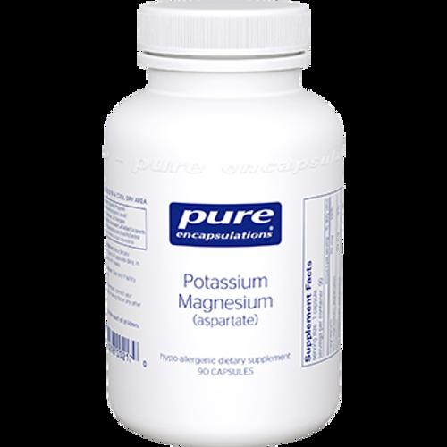 Pure Encapsulations Pure Potassium Magnesium (90 Capsules) at Go Healthy Next
