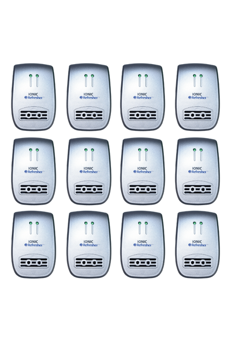 Ionic Refresher Air Purifier 12-Pack