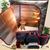 Sauna Fix Ultimate Bundle INTL 110 Volt NIR Sauna ships internationally to countries with 110 volt outlets.