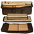 Sauna Fix Convertible Bundle sauna tent travel bag for tent panels and bamboo floor mats.