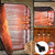 Sauna Fix 110 volt Convertible Bundle tent sauna system for plug types A and B  in Canada, Japan, Mexico and the United States.