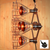 The Sauna Fix 220/240 volt near infrared sauna lamp with BS plug type G