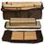 Convertible sauna tent travel bag for tent panels and bamboo mats