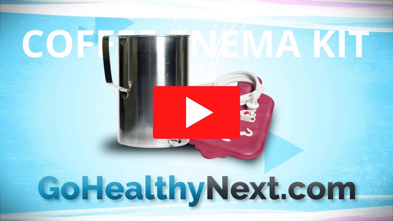 Improve Digestion & Detoxification with Coffee Enemas