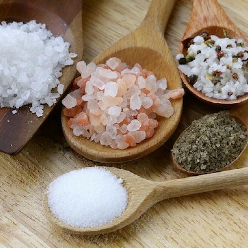 Laboratory tests prove Healthy Salt far better than