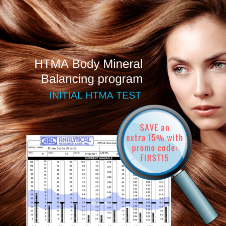 Spring Celebration Sale_15 percent off Initial HTMA Body Mineral Balancing Program at Go Healthy Next