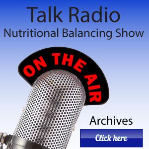 Nutritional Balancing Show - AmericaNewsNet.com