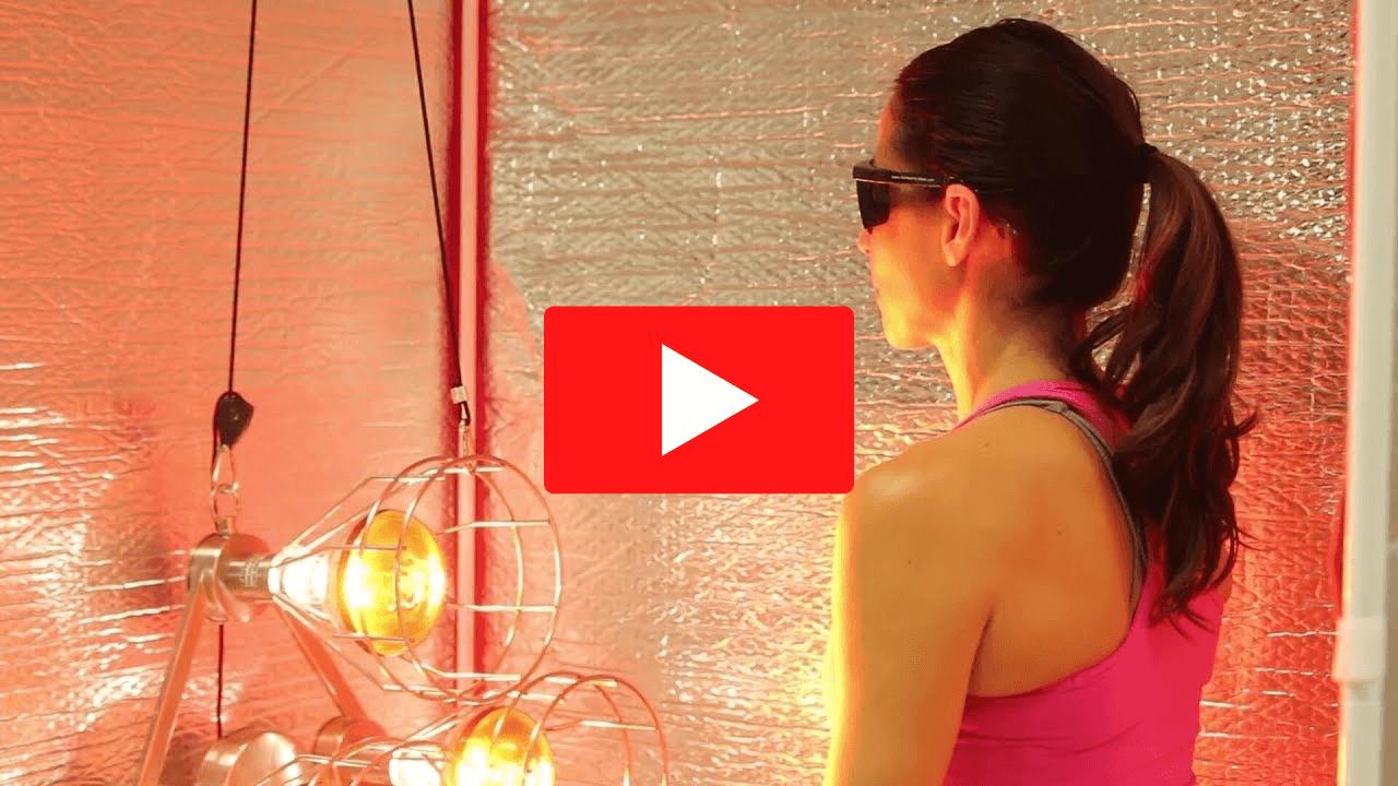 Infrared Sauna Tips with Eileen Durfee