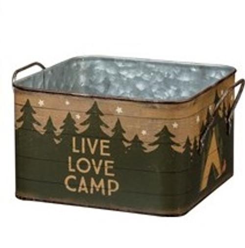 Bin  - Live Love Camp